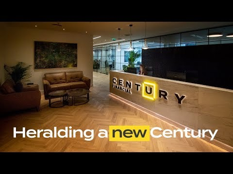 Century Financial new office in Dubai - Work Hard. Play Hard - our inspiration to serve you better