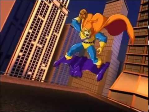 spider-man 1994 intro hd