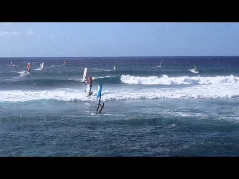 Extreme Sports Kiteboarding And Wind Surfing Maui Hawaii