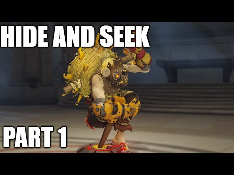 Overwatch Hied and seek #1 Haven a good time