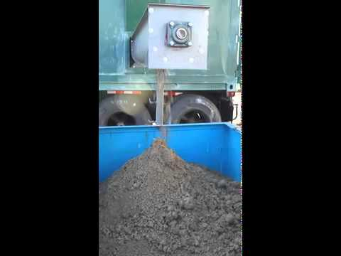 Drilling Fluid Dewatering System Discharge