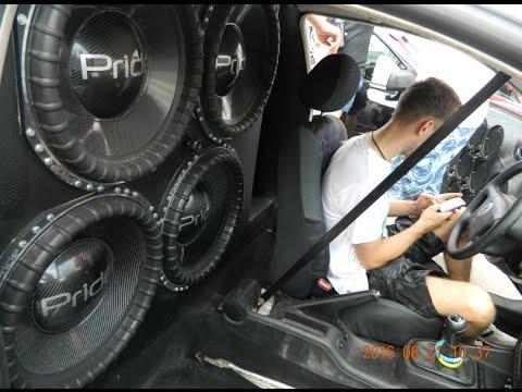 Автозвук в Кузнецке