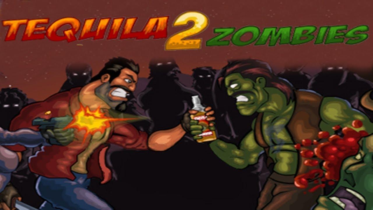 Juegos De La Web Tequila Zombies 2 En Directo Youtube