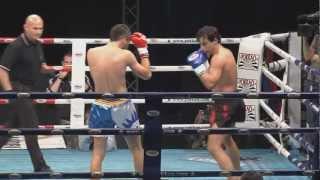 The Night Of Kick And Punch Ii°edizione - Esteban Maza Vs. Matteo Romagnoli