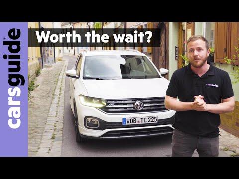 VW T-Cross 2020 review