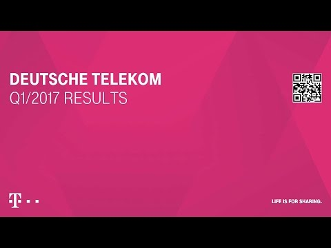 Social Media Post: Deutsche Telekom's Q1-2017 investor conference call