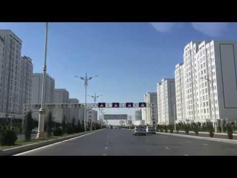 Frank Herfort - Streets Of Ashgabat