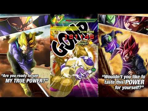NOTICE THE NEW GUY PLZ! HE'S KINDA COOL! | Dokkan Battle BOSS RUSH SUPER 2