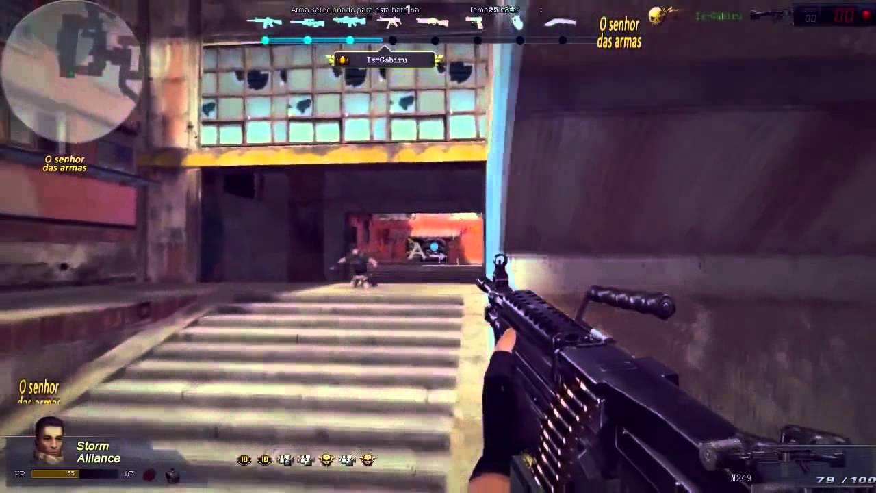 Những pha bắn súng đỉnh cao trong game Truy Kích (1) – Playpark.vn