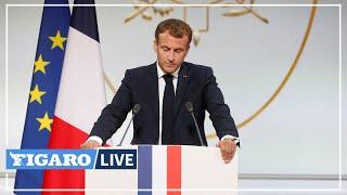 🔴Emmanuel Macron «demande PARDON» aux Harkis au nom de la France