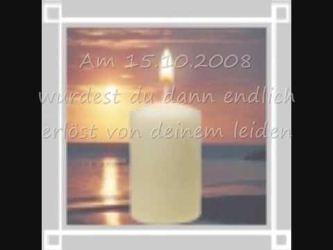 Hans-Dieter ich vermisse dich