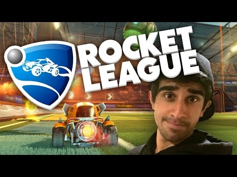 WE'RE A CIRCUS ACT! - ROCKET LEAGUE