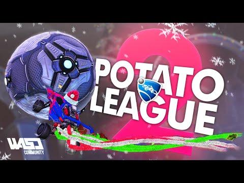 RETARDED LEAGUE #2 | Rocket League Funny Moments & Fails thumbnail