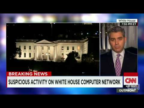 Strange Activity On White House Computer Network