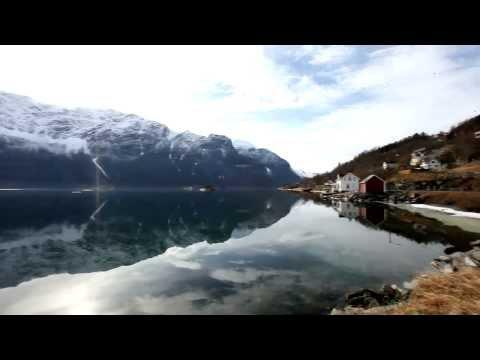 Norwegian Mountains Turtagrø Canon 5D Mark II