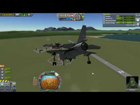 Slinger VTOL/STOL Test Flight