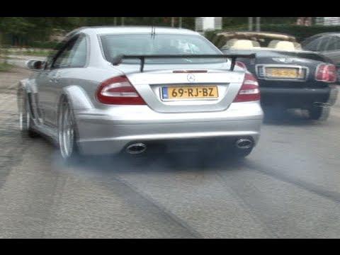 Mercedes AMG CLK-DTM