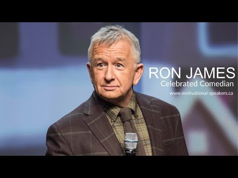 Ron James | USA Chaos - Canadians & Weed | www.motivational-speakers.ca