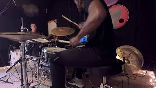 The Killers - Out of My Mind (Drum Cover) ft. Dom Geralds