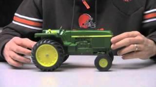 Rare Diecast Ertl 1/16 John Deere 4430 Tractor Farm Toy Heads to Auction
