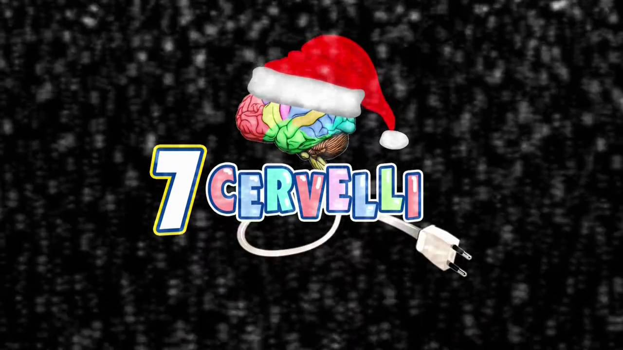 7 Cervelli Auguri Di Natale.7 Cervelli Jingle Tribble E45