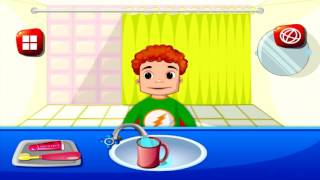 Learning Toilet Training & Potty Training for Kids to Play and Learn Video Kids Games HD