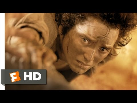 The Lord of the Rings: The Return of the King (7/9) Movie CLIP - Don't You Let Go (2003) HD