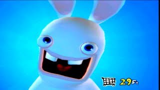 Rabbids Go Home | Bubble Bed Blues | Episode 19 | Happy Kids Games and Tv | 1080p