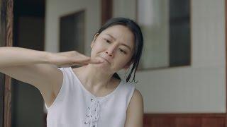 長澤まさみ、CMで関西弁と変顔を披露 「海街diary」スタッフが再集結 KINCHO「虫コナーズ」新CM 長澤まさみ 動画 26
