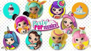 Spin Master - Party Popteenies