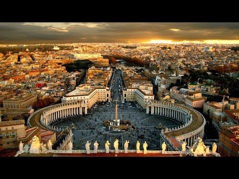 Rome walking tour 4k