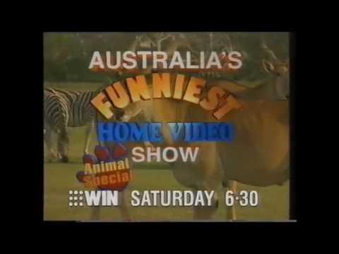 Australia's Funniest Home Video Show Promo (2000)