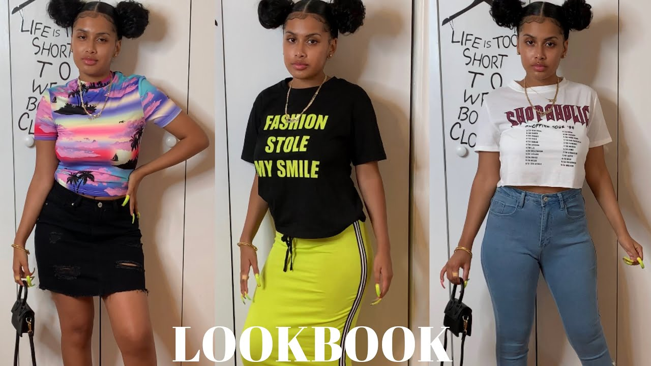 BACK TO SCHOOL OUTFIT IDEAS!!! 1