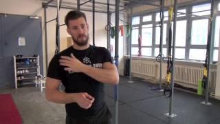 3 Übungen gegen ein Schulter-Impngement!!!