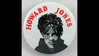 HOWARD JONES - LIKE TO GET TO KNOW YOU WELL - BOUNCE RIGHT BACK