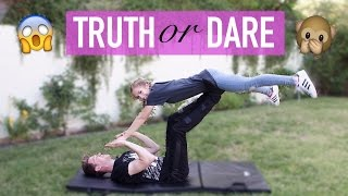TRUTH OR DARE W/ COLLINS KEY!! | Mel Joy