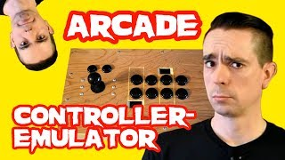 Download Video O.L.D.T. builds an Arcade Emulator/Controller! MP3 3GP MP4