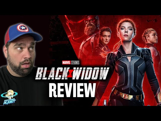 Guys... Black Widow Doesn't Suck - Movie Review