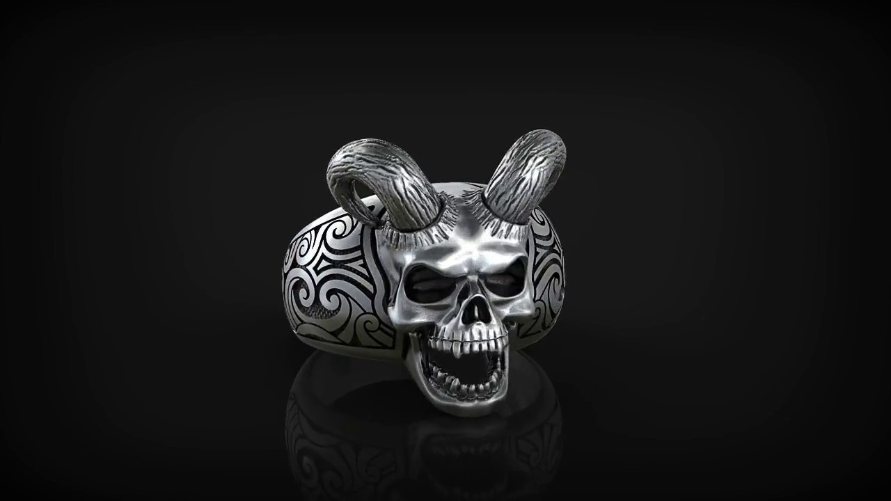 Video for the presentation of the ring. Sea Devil Ring.