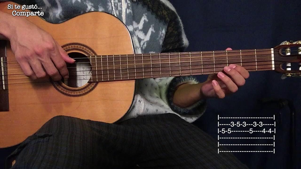 Yuyashpa San Juanito Ecuatoriano Tutorial Guitarra