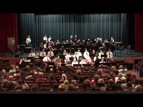 Buhler High School Band Christmas Concert 2017