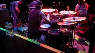 Lee Stanton(Thy Art Is Murder) - Drum Cam 3/26/14
