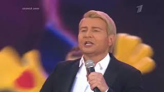 Николай Басков в Праздничном концерте ко Дню России с песней