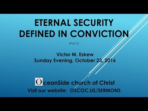 External Security Defined In Conviction (2)