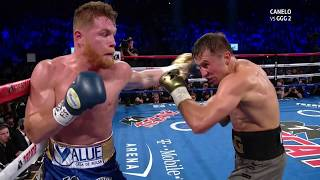 Canelo v GGG I: Fight highlights from controversial draw