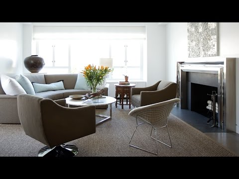 Interior Design – Tour A Manhattan Penthouse Designed By Vincente Wolf