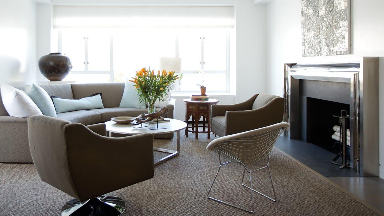 Interior Design Tour A Manhattan Penthouse Designed By Vincente