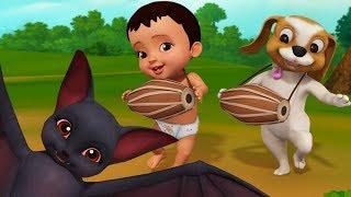 Adur Badur Chalta Badur | Bengali Rhymes for Children | Infobells