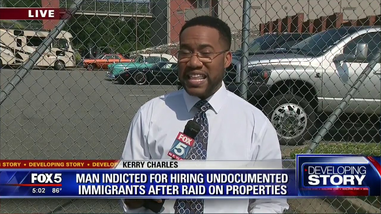 Bartow County man faces federal immigrant, gun charges