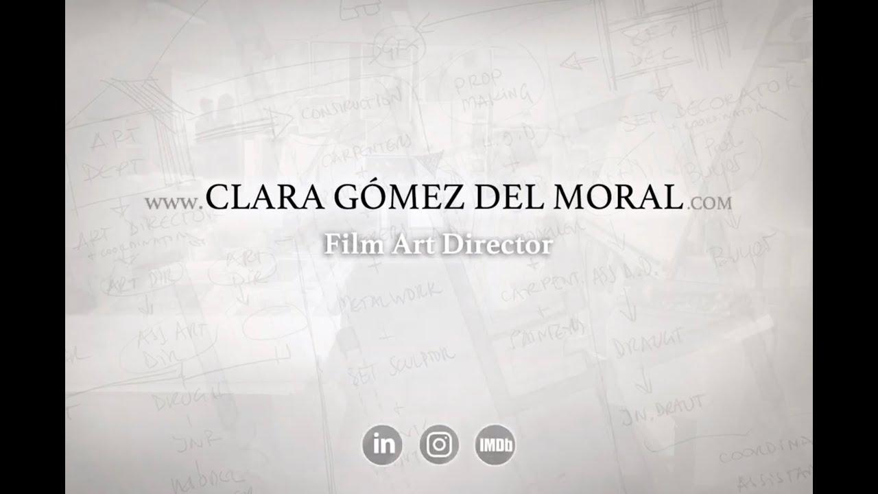 Directora de Arte Clara Gomez del Moral - Showreel
